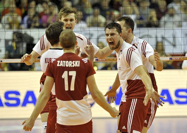 ポーランド男子バレーボールチー...
